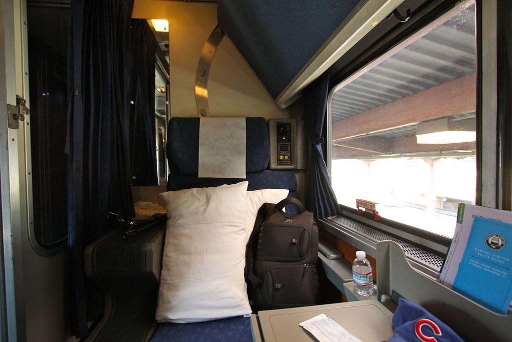 Amtrak Family Room