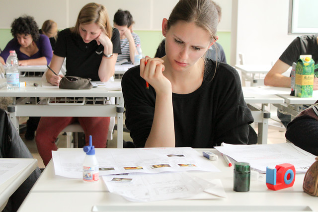 ZeLIG Admission Exam 2010
