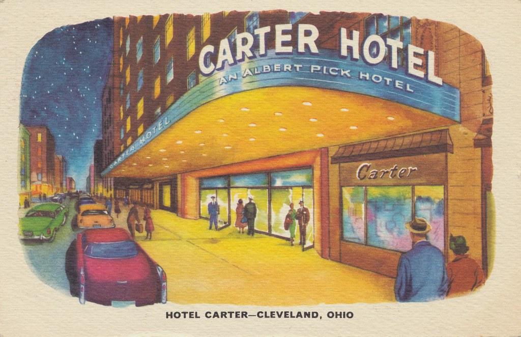 Hotel Carter - Cleveland, Ohio