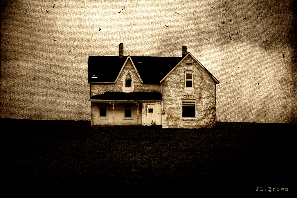 Sinister House | Best viewed LARGE | jimmy brown | Flickr