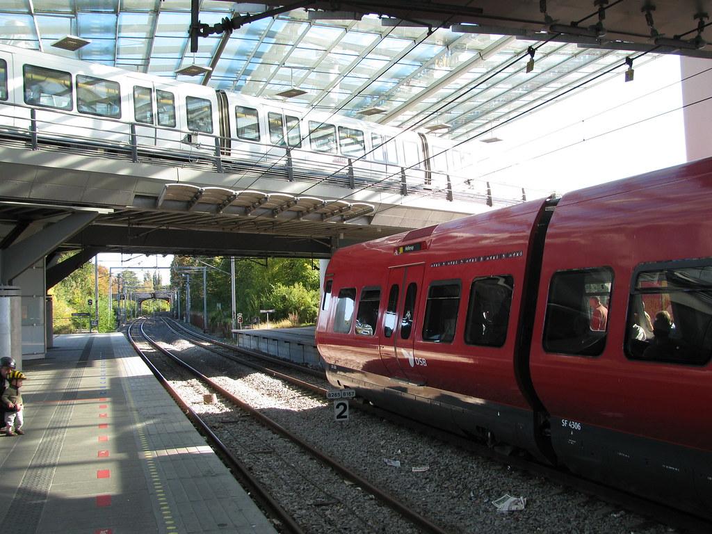 Brand Name Of Car >> Copenhagen Metro over S-tog | Idea from Mikael. Copenhagen M… | Flickr