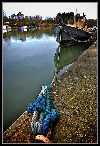 All tied up - Perspective study | by Ian Johnston LRPS