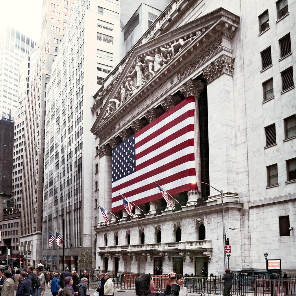 New York Stock Exchange Building 1903 18 Broad Street