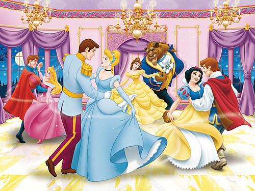 Baile De Princesas Que Comience El Baile Bella440