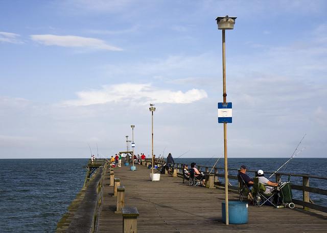 kure beach fishing pier flickr photo sharing