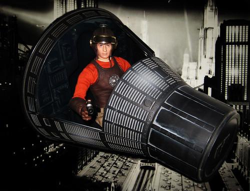 buck rogers astronaut - photo #22