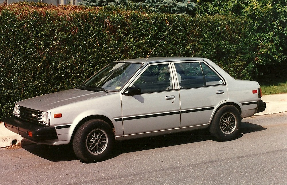 1982 Nissan Sentra Bought This Car New For About 6000