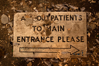 Outpatients | by thirtyfootscrew