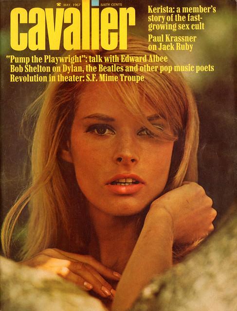 scans Vintage girly mag