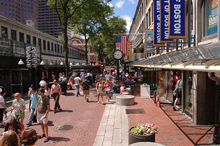 Faneuil Hall Marketplace, Boston MA | by 6SN7