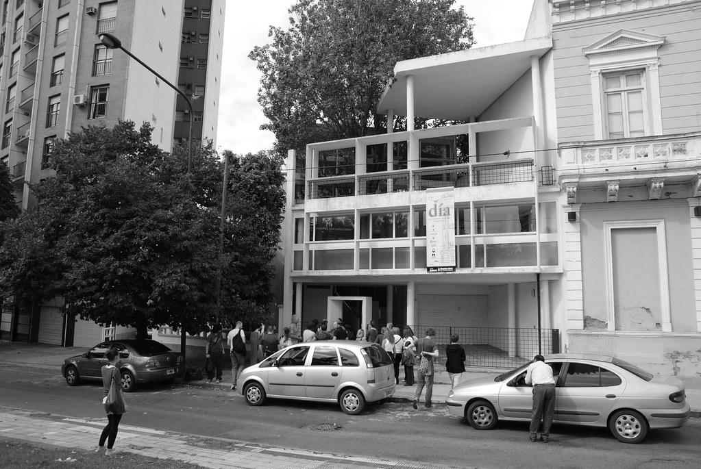 Casa curutchet le corbusier in 1953 arquitecto le - Arquitecto le corbusier ...