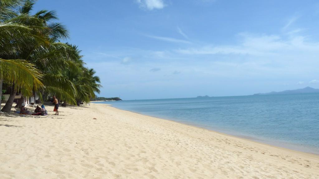 Koh Samui Maenam Beach Hotels