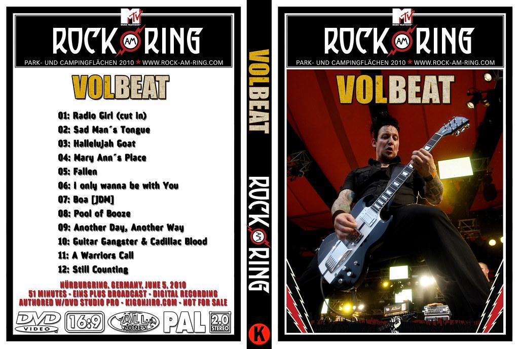 Volbeat Rock Am Ring 2010 Volbeat Rock Am Ring Festival 20 Flickr
