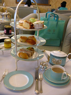 Afternoon Tea at Fortnum & Mason | by a_melie10
