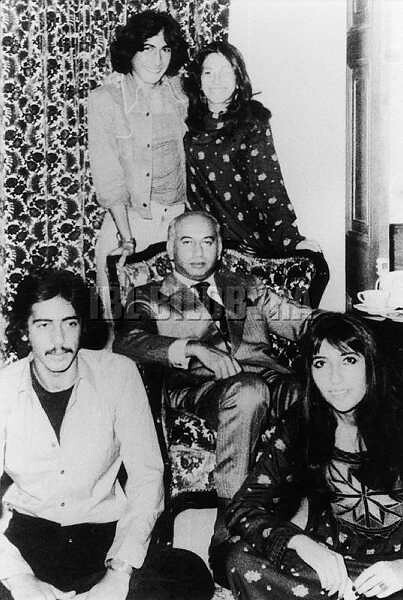 Bhutto Family Le Premier Ministre Pakistanais Zulfikar Alî Flickr - Bhutto family