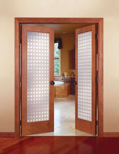 Feather River Door Wood Interior Doors Multi Cube In Pin