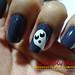 Nail Art Halloween Ghost 02