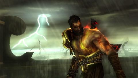 Kratos Brother Deimos God of War: Gho...
