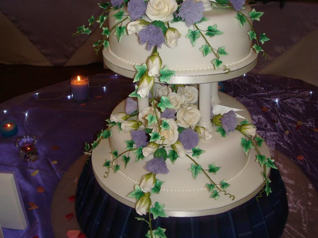 Kilt Wedding Cake Toppers Uk