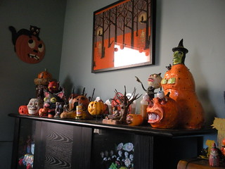 2010 Halloween Folk Art Section | by ghostofhalloweenspast