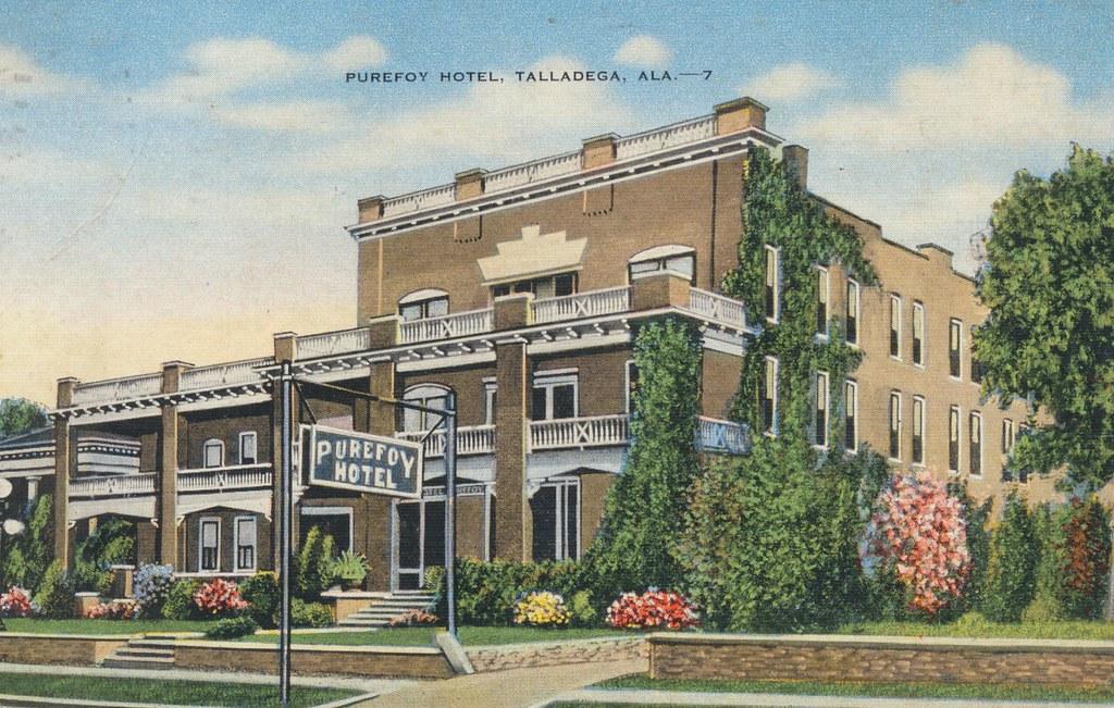 Purefoy Hotel - Talladega, Alabama