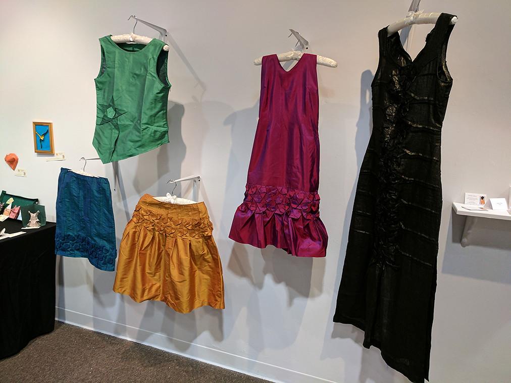 Origami Clothing Daniela Cilurzo Orangex3 Flickr