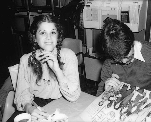 Gilda Radner At A Record Release Signing In Nyc That S