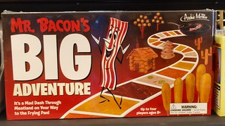 Mr. Bacon's Big Adventure | by Kidd Funkadelic