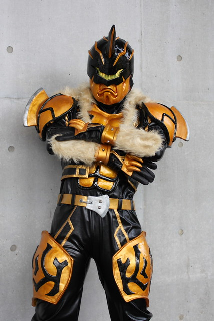 About >> Kintaros from Masked rider den-o(仮面ライダー電王よりキンタロス ...
