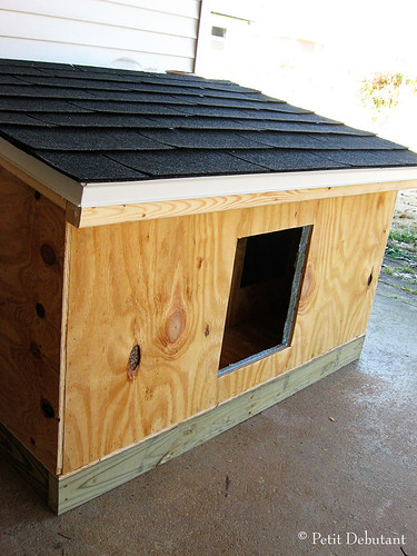 1-1-10 Dog House | by Petit Design Co.
