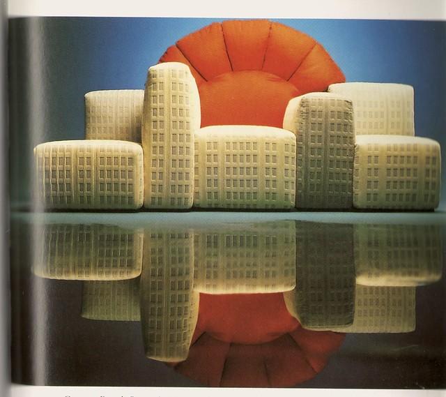 New York Sunset Sofa Gaetano Pesce 1980 Glen H Flickr