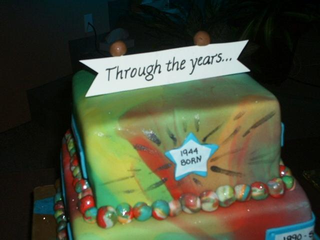 Pastor Bill Surprise 65th Birthday