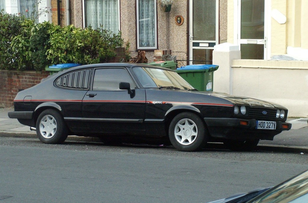 ford capri 1983 mk3 ford capri 2 8 injection. Black Bedroom Furniture Sets. Home Design Ideas