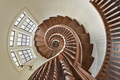 3 story staircase - Panama City Beach Florida | by Michael James - Digital Coast Image