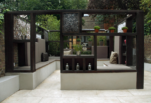 39 cube play 39 by earth designs a modern contemporary minimal for Modern garden rooms london
