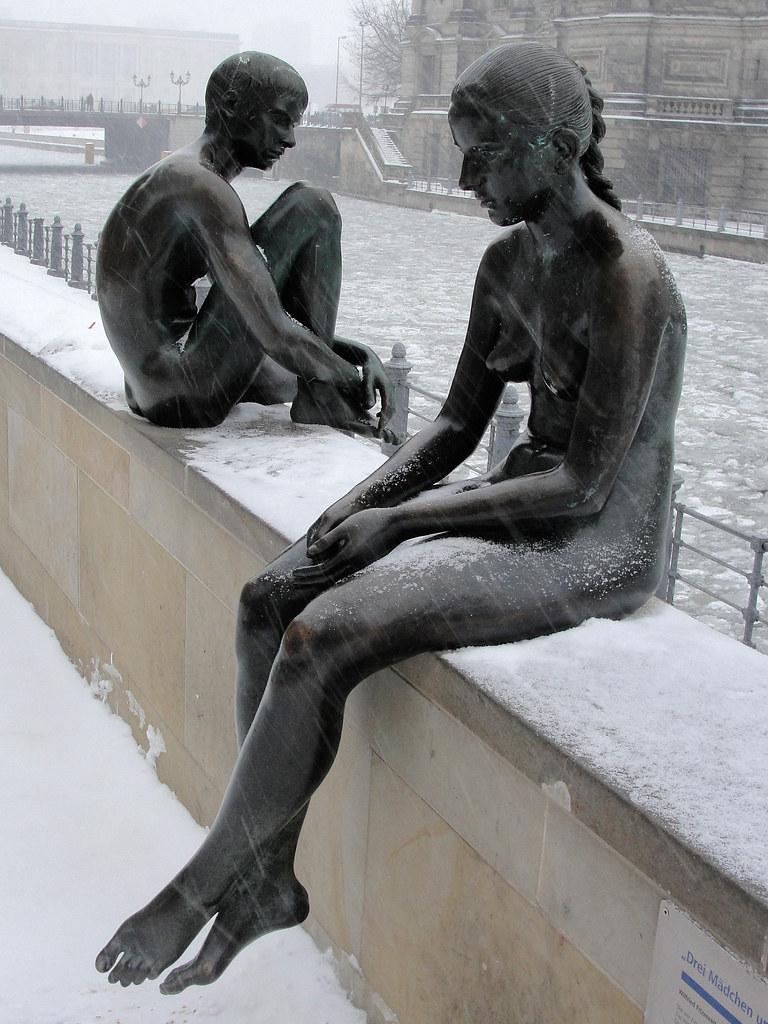 Nackt im schnee images 98