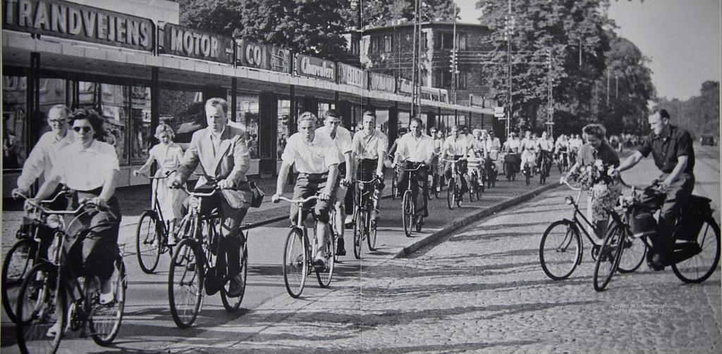Amsterdam Bike Tour Route