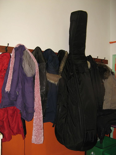 Feb 16/10: Coat Rack | by susanvg