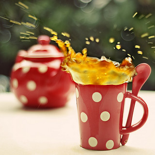 Morning Coffee Splash | by Euge de la Peña