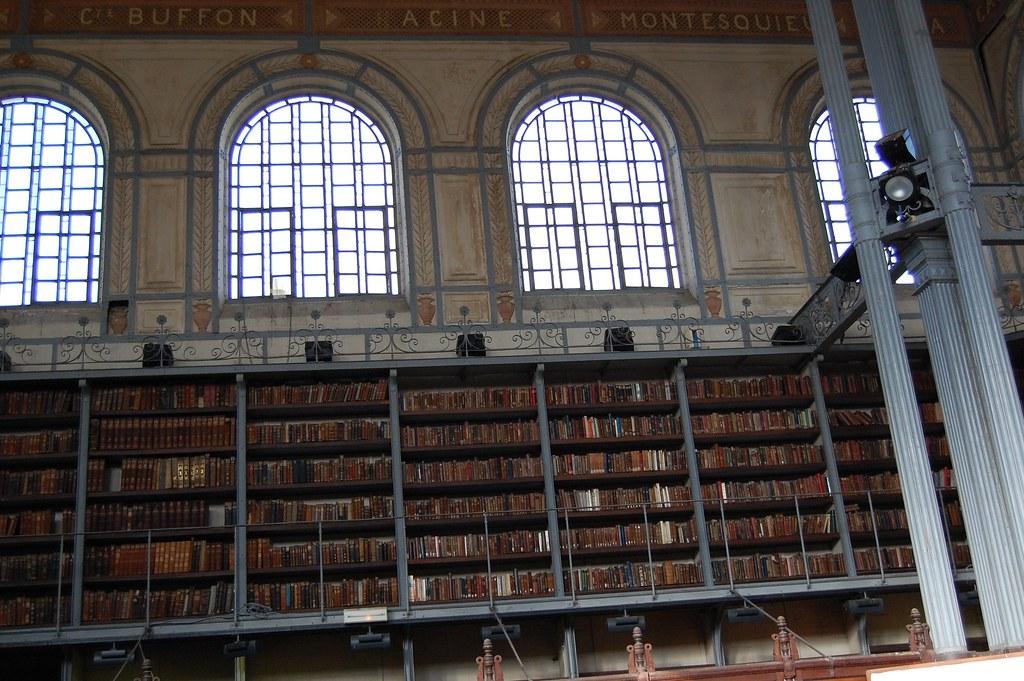 Int Rieur Biblioth Que Schoelcher Gillyan9 Flickr