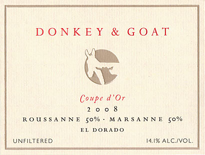 Donkey & Goat wines | by lech2a