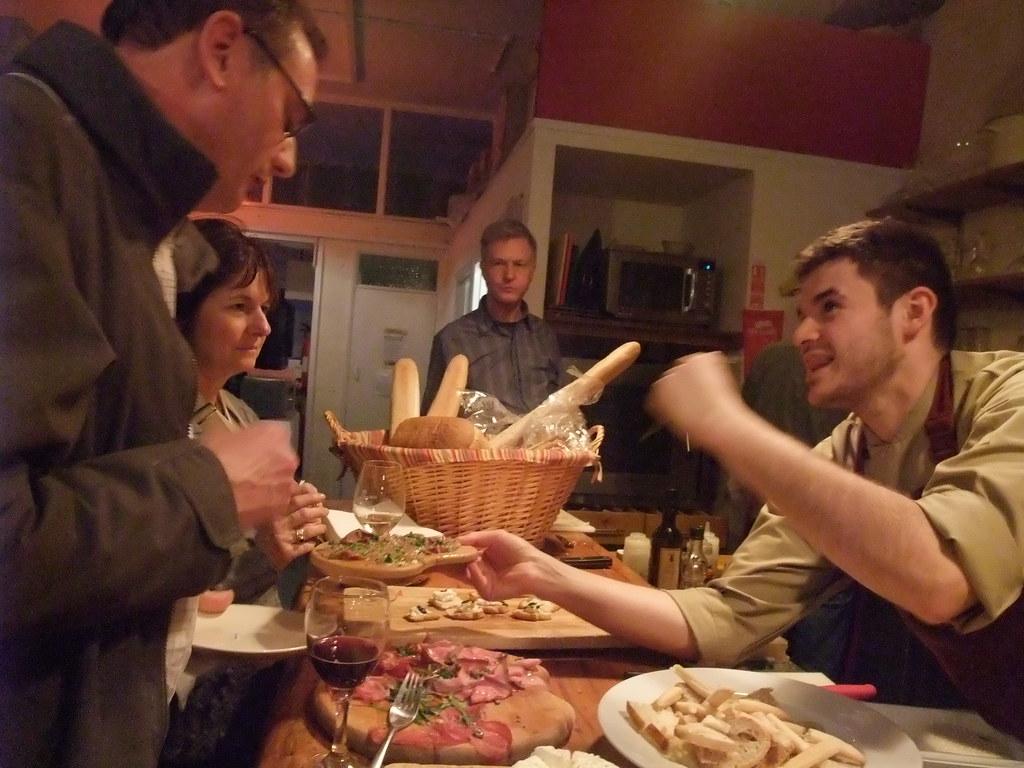 Food Events London Raport