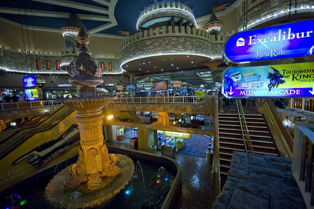Excalibur Hotel Las Vegas Shows