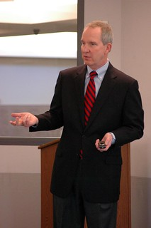 Jay Romans visits Mays | by Mays Business School