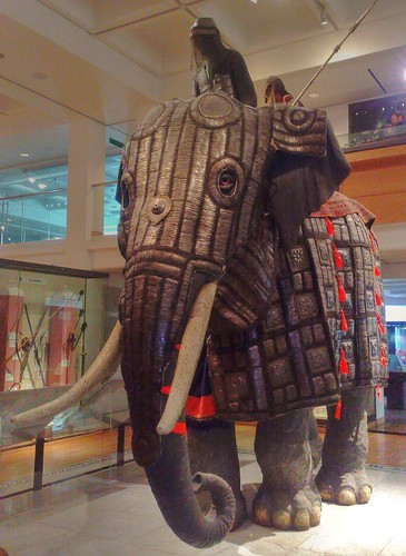 Elephant Armour Royal Armouries Museum Leeds | by woodytyke