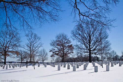 20100131C_ArlingtonCemetery03 | by Troy Thomas