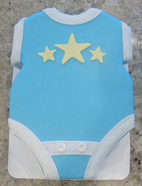 Baby Onesie Cake Pan