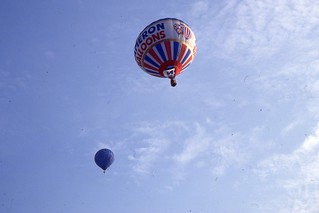 Hot air balloons | by fdecomite