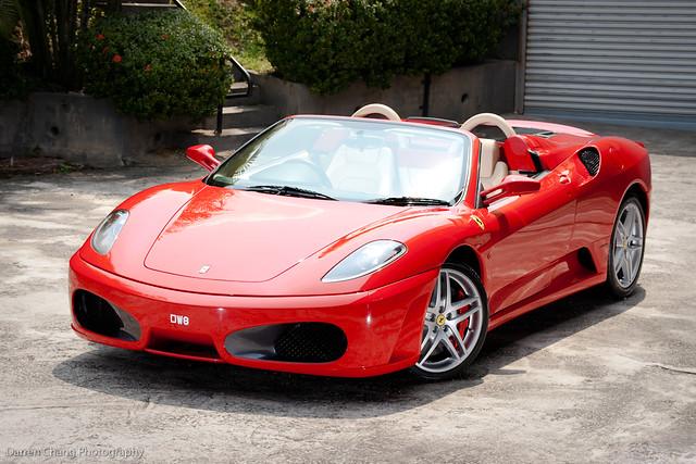 ... Ferrari F430 Spider F1 2 | By Autodetailer