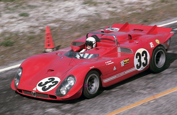 Words... super, vintage racing films